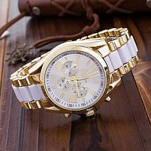 Часы женские наручные Geneva Venice white
