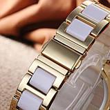 Часы женские наручные Geneva Venice white, фото 4