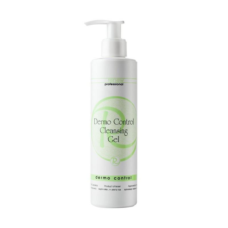 Dermo Control Cleansing Gel / Очищуючий гель для жирної і проблемної шкіри