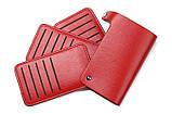 Кард-кейс кредитница Gubintu red, фото 3