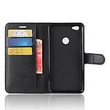 Чехол-книжка Bookmark для Xiaomi Redmi Note 5A Prime black, фото 4