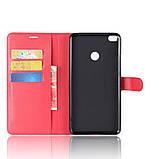 Чехол-книжка Bookmark для Xiaomi Mi Max 2 red, фото 4