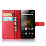 Чехол-книжка Bookmark для Lenovo Vibe P1m red, фото 4