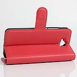 Чехол-книжка Bookmark для HUAWEI Y6 Pro/ENJOY 5 red, фото 3