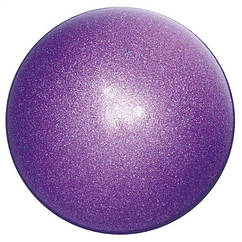 Мяч для гимнастики Chacott 65015-Practice Prism 170мм/330грезина Violet 674