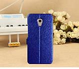 Чехол-книжка Holey для Meizu M5 Note blue, фото 2