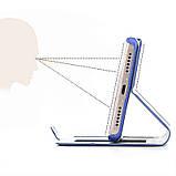Чехол-книжка Holey для Meizu M5 Note blue, фото 4