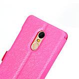 Чехол-книжка Holey для Xiaomi Redmi Note 4 black, фото 2