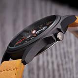 Годинники чоловічі наручні XI New orange, фото 3