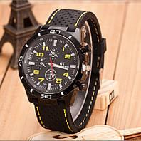 Часы мужские наручные GT Drive yellow