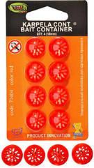 Karpela Cont - 18мм - 4шт/уп - Красный