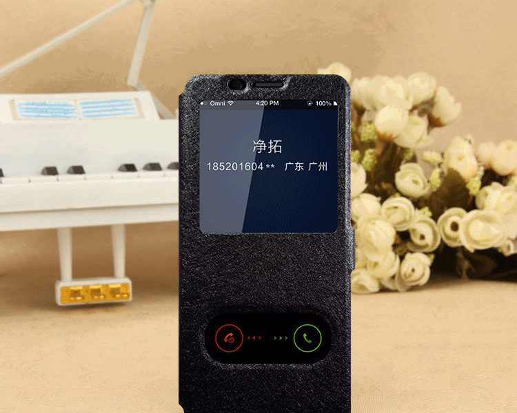 Чехол-книжка Holey для Samsung Galaxy S9 Plus/G965 black
