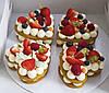 Пирожное Сердечки  на День Валентина, фото 7