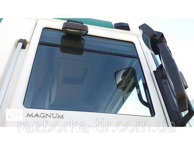 Стекло двери Renault Magnum