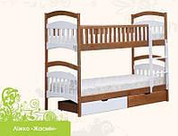Кровать двухъярусная Жасмин Mebigrand