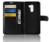 Чехол-книжка Bookmark для Xiaomi Pocophone F1 black, фото 3