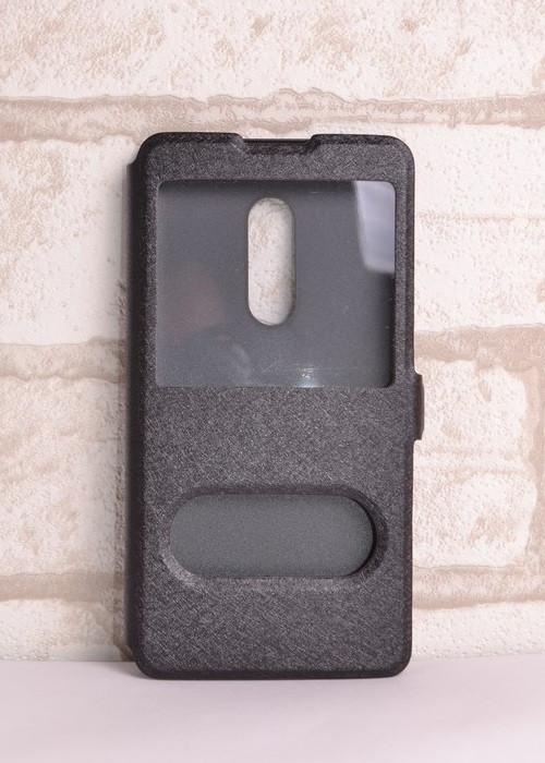 Чохол-книжка Holey для Meizu 15 black
