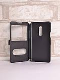 Чехол-книжка Holey для Meizu 15 black, фото 3
