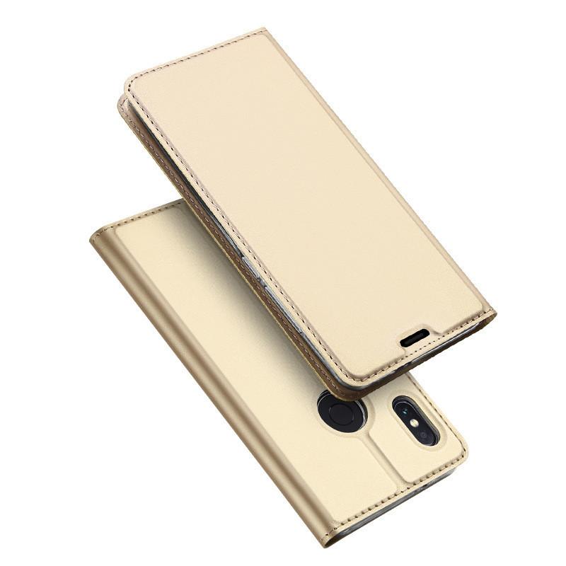 Чехол-книжка Dux Ducis для Xiaomi Redmi S2 gold
