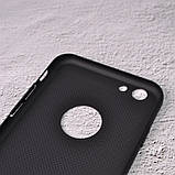 Чехол накладка Loco для iPhone 6/6s black, фото 4