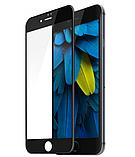 Защитное стекло 5D Future Full Glue для iPhone 7 / iPhone 8 black, фото 2