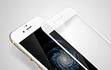 Защитное стекло 5D Future Full Glue для iPhone 6/6s white, фото 4