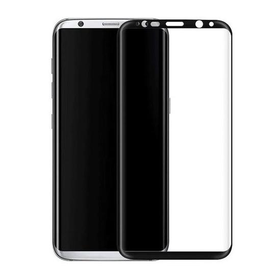 Защитное стекло 5D Future Full Glue для Samsung Galaxy S8/G950 black