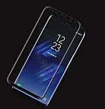 Защитное стекло 5D Future Full Glue для Samsung Galaxy S8/G950 black, фото 2
