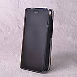 Чехол-книжка Clear Mirror для Xiaomi Redmi Note 5A Prime black, фото 2