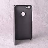 Чехол-книжка Clear Mirror для Xiaomi Redmi Note 5A Prime black, фото 3