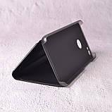 Чехол-книжка Clear Mirror для Xiaomi Redmi Note 5A Prime black, фото 5