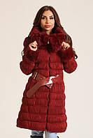 Пальто Waggon 36 (CH-1258_Bordo)