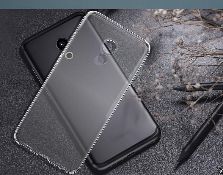 Чехол-накладка Smartcase TPU для Meizu Pro 6