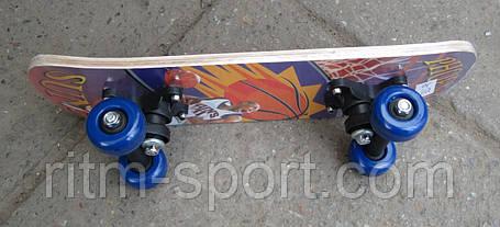 Скейт дитячий (43 х 15 см), фото 2