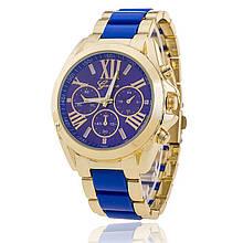 Часы женские наручные Geneva Venice blue