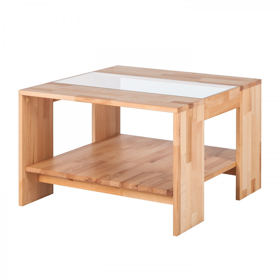 Стол журнальный из дерева 034
