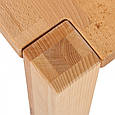 Стіл журнальний з дерева 015, фото 4