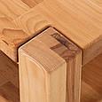 Стол журнальный из дерева 007, фото 6