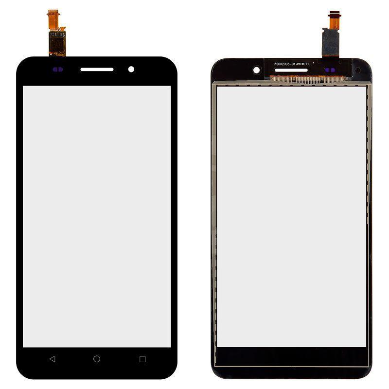 Сенсорный экран (тачскрин) Huawei Honor 4x Black