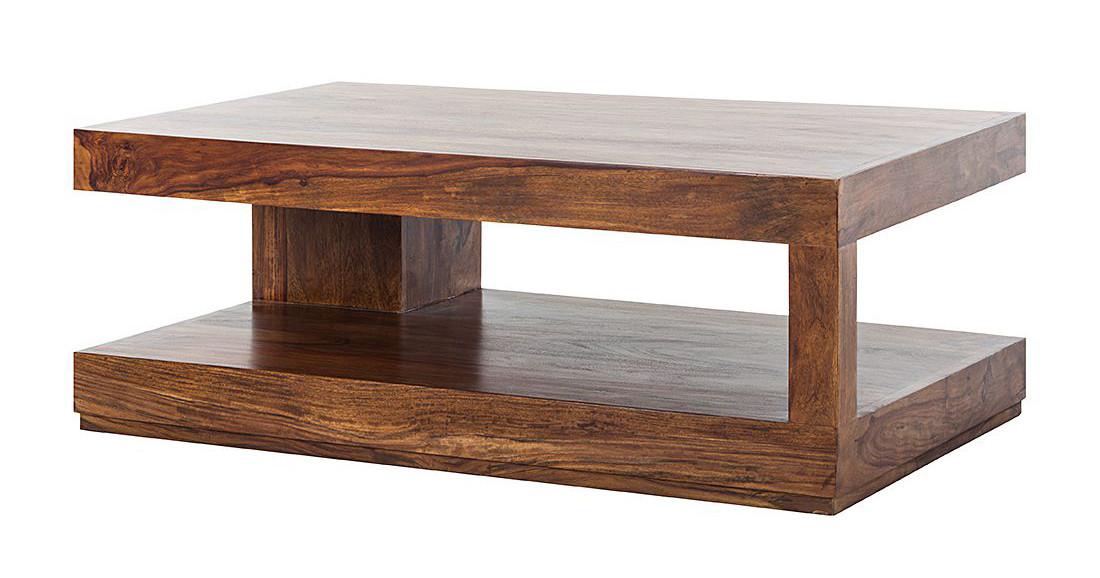 Стол журнальный из дерева 045