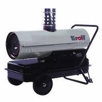 Дизельная тепловая пушка с дымоходом Kroll MA 85