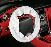 Защитные чехлы на руль SERWO для легковых автомобилей  500 шт.