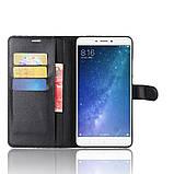 Чехол-книжка Bookmark для Xiaomi Mi Max 2 black, фото 5