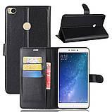 Чехол-книжка Bookmark для Xiaomi Mi Max 2 black, фото 6