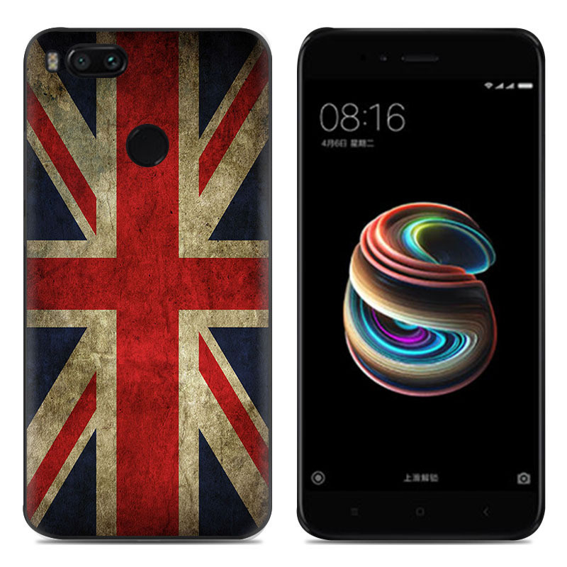 Чохол-накладка TPU Image British Flag для Xiaomi Mi 5X