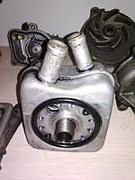 Масляный радиатор Фольксваген ЛТ 2.5 турбодизель (1996-2006) Теплообменник.