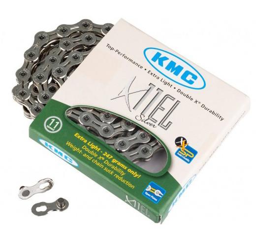 Цепь KMC X11EL Silver