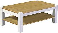 Стол журнальный из дерева 138