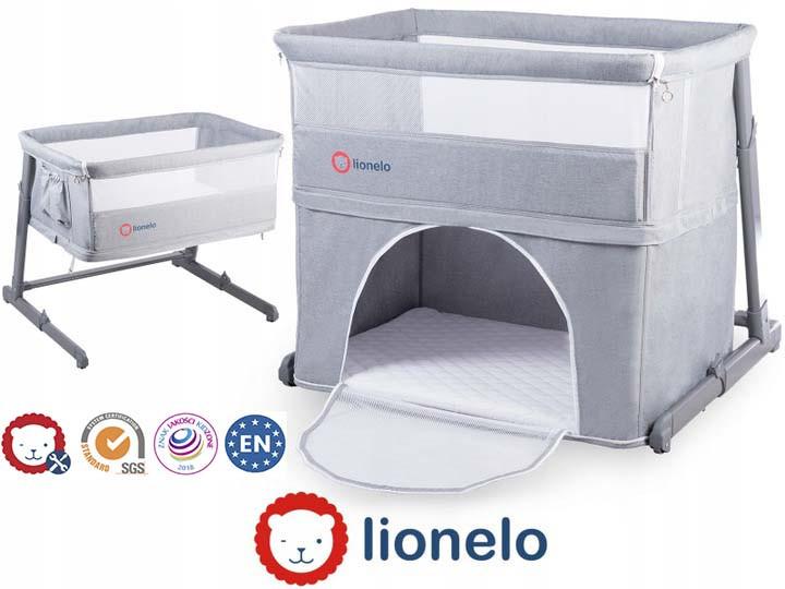 Детская кроватка Lionelo Toon Польша