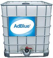 AdBlue (AUS32) жидкость для снижения вредной эмиссии выхлопных газов (с ІВС контейнером)